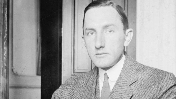 U.S. diplomat Fred Dearing.