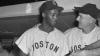 Former Red Sox Pumpsie Green