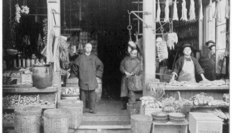 History of San Francisco's Chinatown