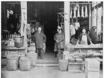 History of Chinese Americans
