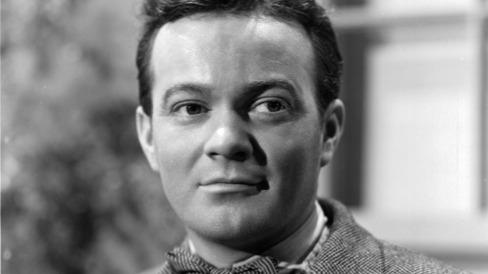 Actor Leo Gorcey poses for a portrait in circa 1940.