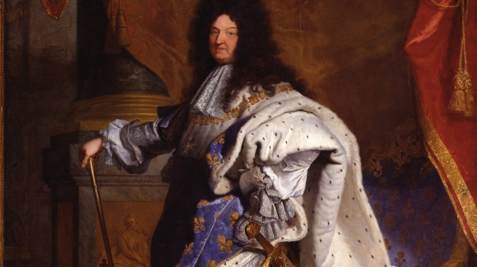 Louis XIV, King of France. (Credit: Fine Art Images/Heritage Images/Getty Images)
