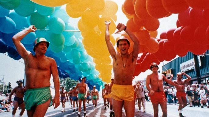Gay west hollywood pride