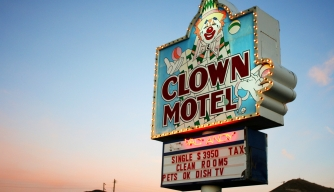 America's Creepiest Motel Can Be Yours. It Comes With Clowns