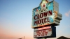 Sign for the Clown Motel in Tonopah, Nevada. (Credit: Bethany, Flickr/ CC BY-NC-ND 2.0)