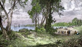 America's Forgotten Swedish Colony