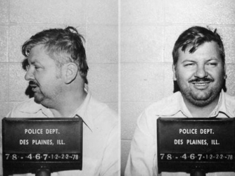 John Wayne Gacy, also known as the Killer Clown. (Credit: Mug Shot/Alamy Stock Photo)