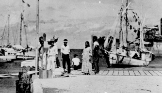 Does This Photo Show Amelia Earhart After Her Plane Disappeared?
