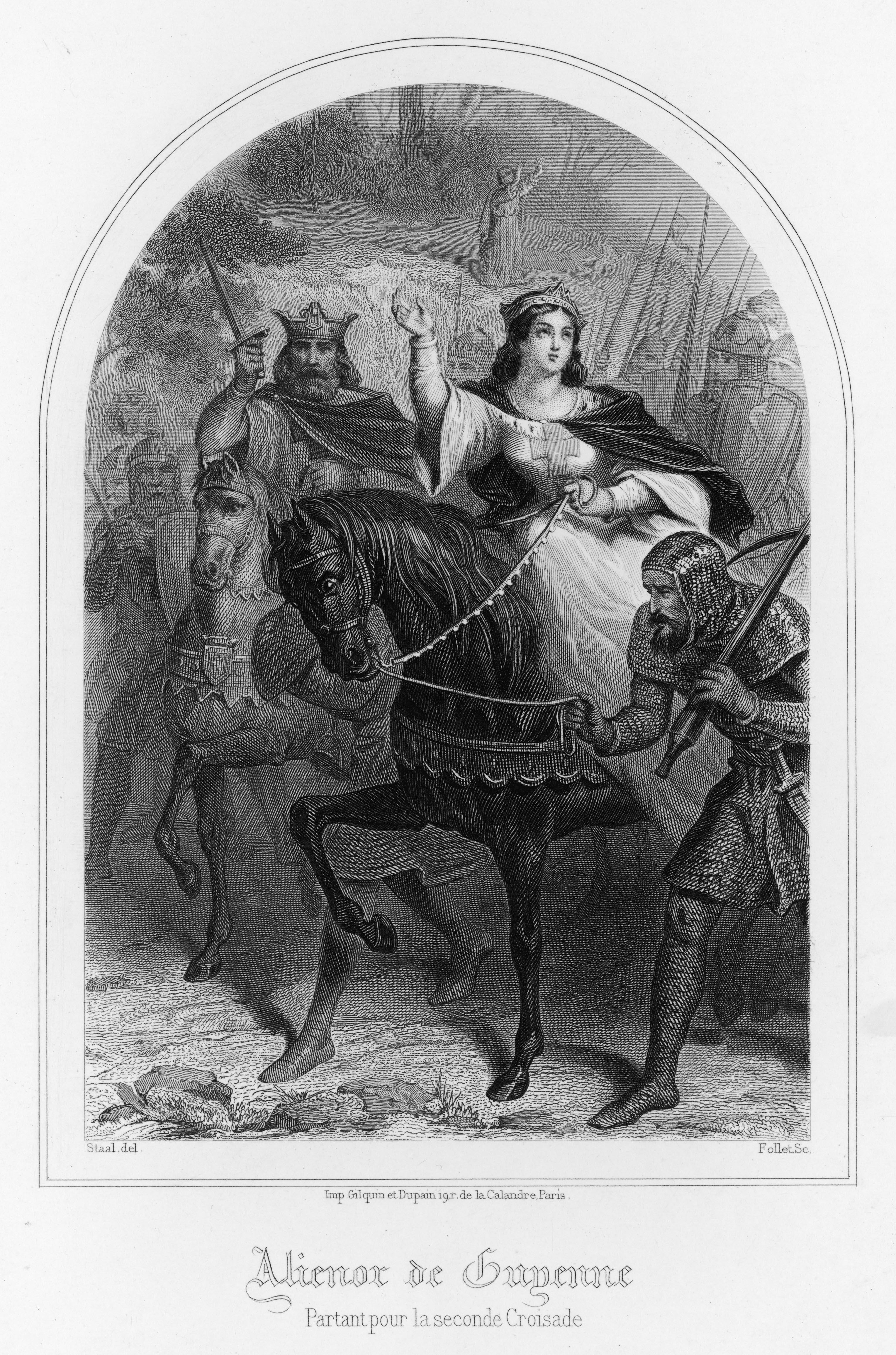 Eleanor of Aquitaine (c.1122 – 1204)