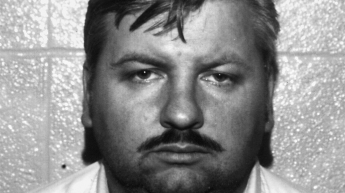 John Wayne Gacy was charged with committing 33 murders. Gacy was later executed by lethal injection. (Credit: Tim Boyle/Des Plaines Police Department/Getty Images)