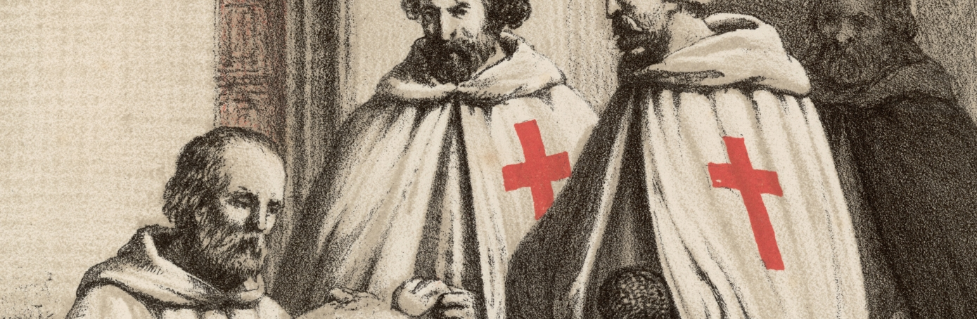 Knights templar history and legends for The knights templat