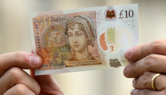 What the Bank of England Got Wrong about Jane Austen