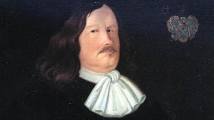 Portrait of Johan Printz. (Credit: Paul Fearn/Alamy Stock Photo)