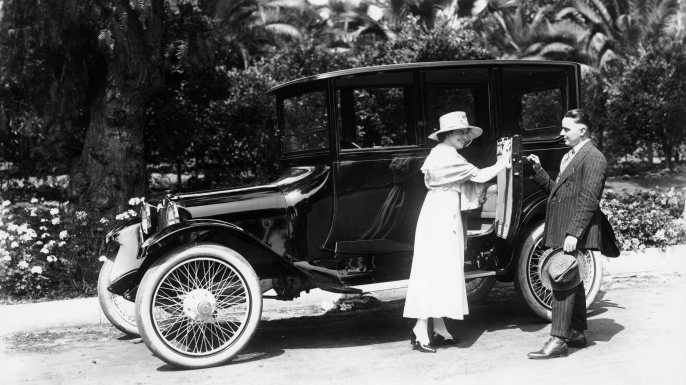 Dodge Model 30, 1916. (Credit: National Motor Museum/Heritage Images/Getty Images)