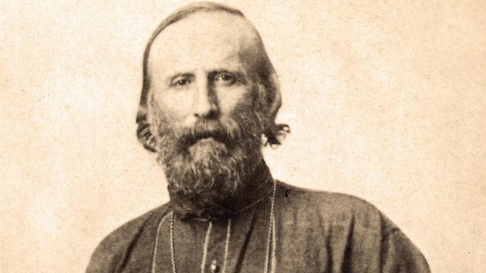 Giuseppe Garibaldi, 1807-1882. (Credit: Universal History Archive/Getty Images)
