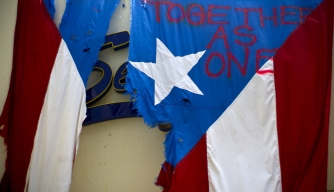How an Obscure 1920 U.S. Law is Crippling Puerto Rico's Recovery