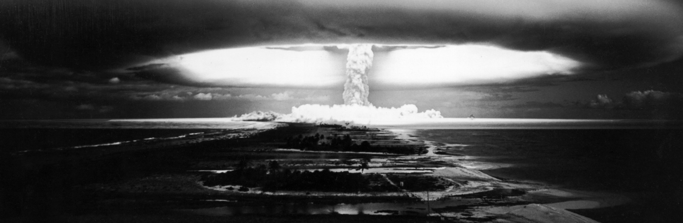 an introduction to the history of the atomic bomb Of the twentieth century was president harry truman's decision to unleash atomic bombs on hiroshima and nagasaki in the summer of 1945 while the on the morning of august 6, 1945, the first atomic bomb in history was dropped on the japanese city of hiroshima atomic bomb: introduction of nuclear weapon.
