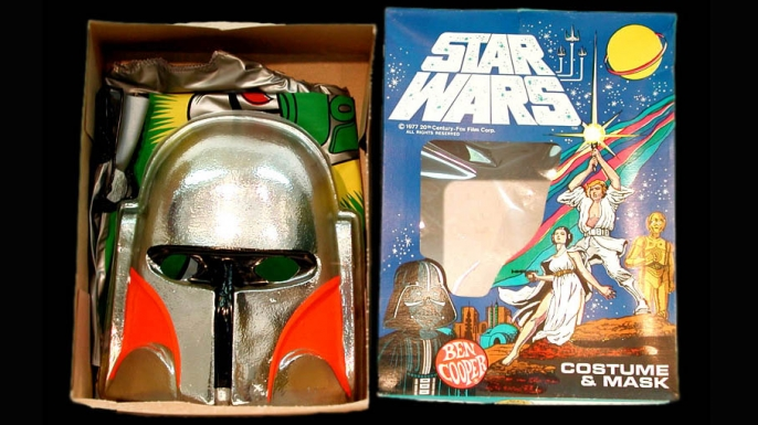 Late 1970s Star Wars costume from Ben Cooper Inc. (Credit: Chris Jepsen/Flickr Creative Commons/CC BY-NC-ND 2.0)