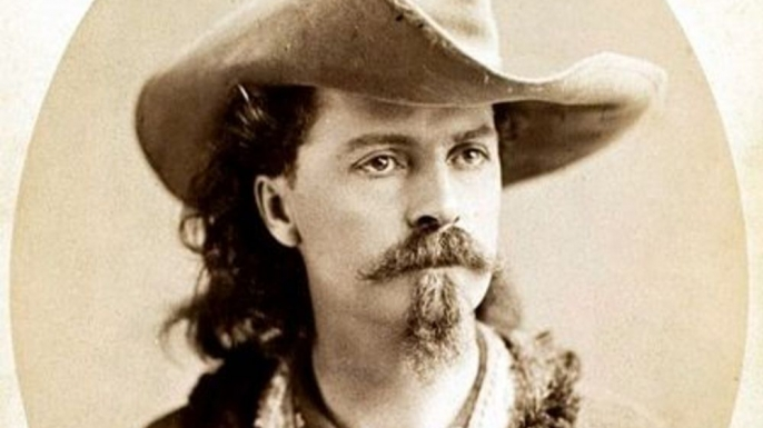 Buffalo Bill. (Credit: Wikimedia Commons)