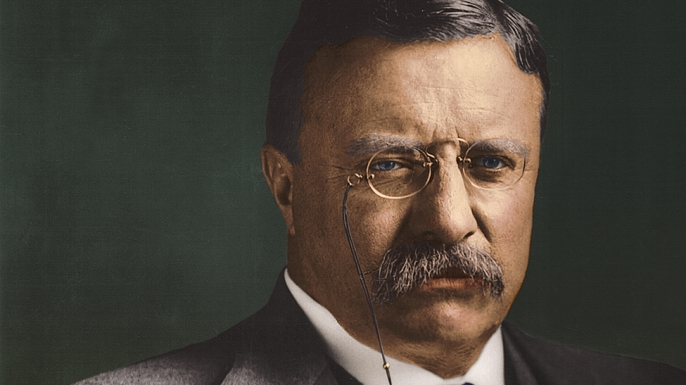 President Theodore Roosevelt. (Credit: Stock Montage/Stock Montage/Getty Images)