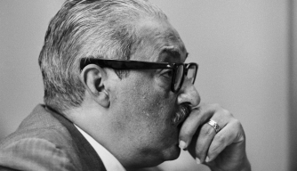 Thurgood Marshall Had a Secret Relationship with the FBI