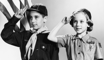 Boy Scouts to Admit Girls to Their Ranks