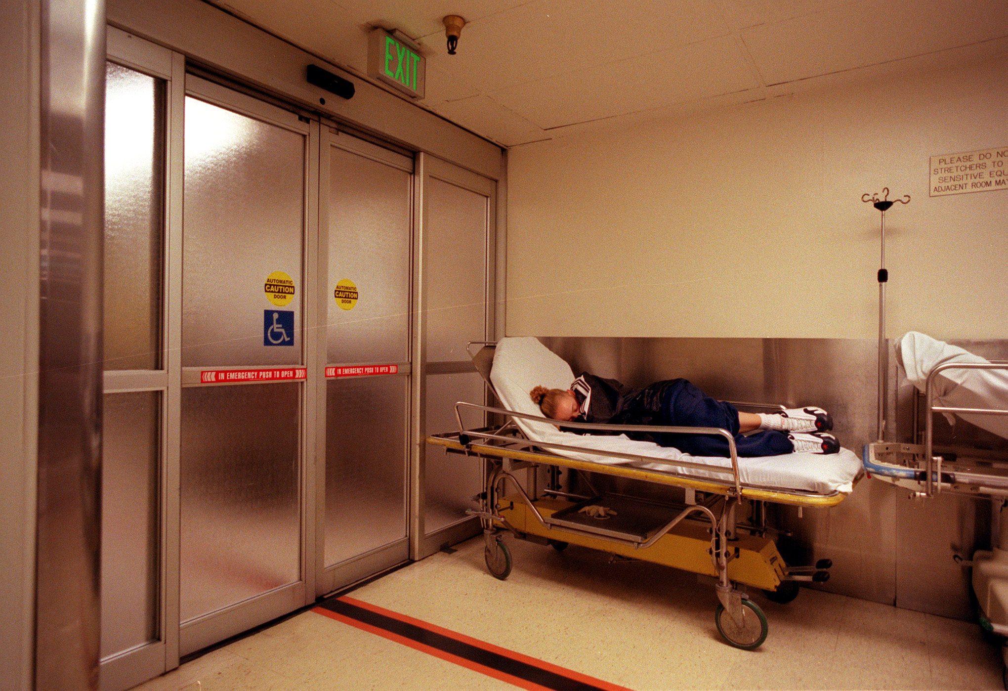 Americans Once Avoided the Hospital at All Costs—Until ERs Changed ...
