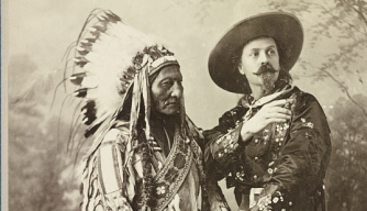 The Unlikely Alliance Between Buffalo Bill and Sitting Bull