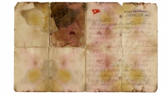 Letter Found on Titanic Passenger's Body Sold for Record Amount