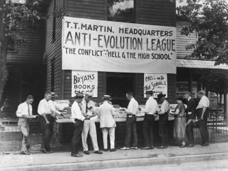 "scopes trial The scopes trial, otherwise formally known as ""the state of tennessee v john thomas scopes"", was an american legal case that took place in the court of dayton, tennessee in july 1925."
