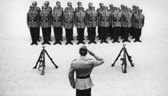 Why German Soldiers Don't Have to Obey Orders