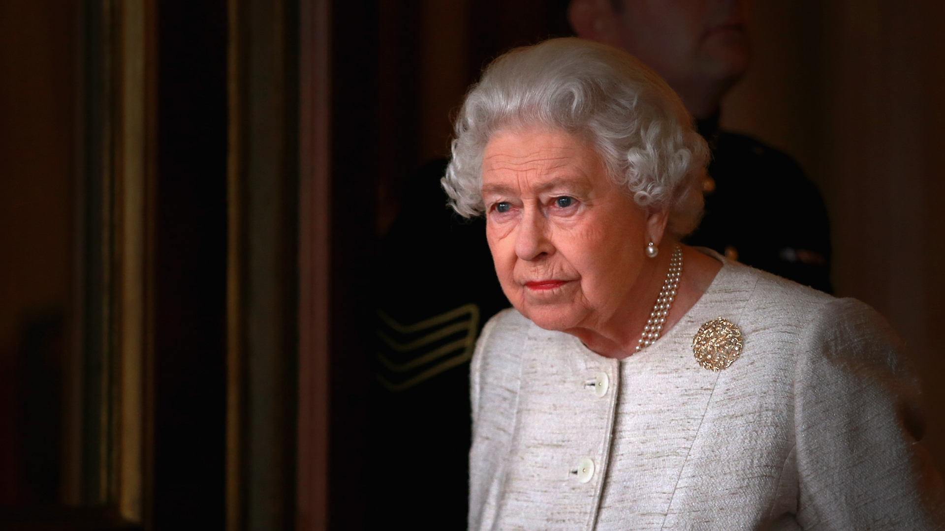 Queen Elizabeth II. (Credit: Chris Jackson - WPA Pool/Getty Images)