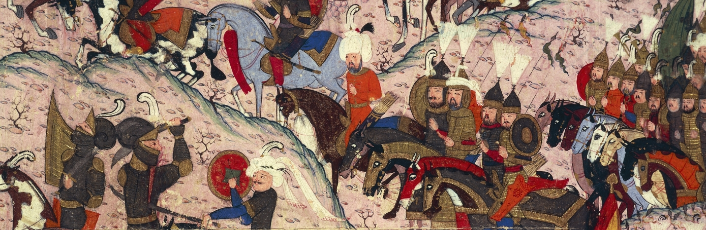 Battle of Mohacs in Hungary, 1526. (Credit: DeAgostini/Getty Images)
