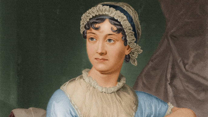 English author Jane Austen. (Credit: Stock Montage/Stock Montage/Getty Images)