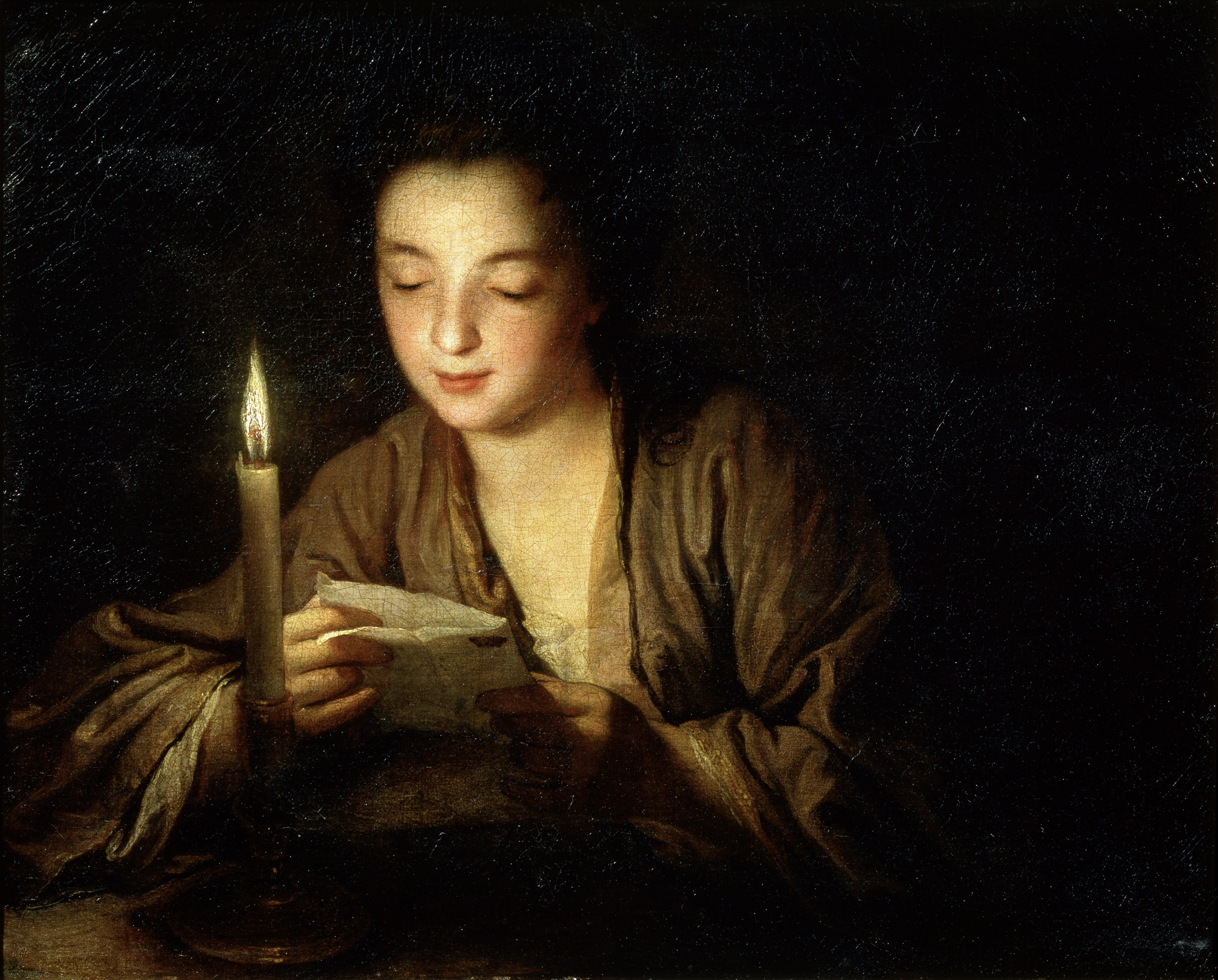 35   Amazing Girl With Candle for Girl With Candle Painting  174mzq