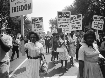 On Violence and Nonviolence: The Civil Rights Movement in Mississippi