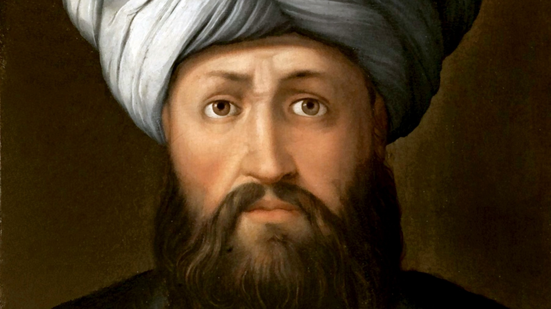 Portrait of Saladin, the first sultan of Egypt and Syria and the founder of the Ayyubid dynasty. While Saladin led Muslim opposition to the western Crusaders, he also befriended some, like King Baldwin III of Jerusalem.  (Credit: Universal History Archive/UIG via Getty Images)