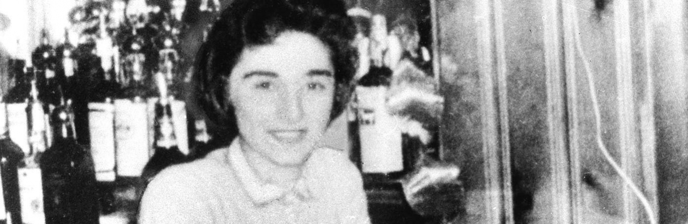 Kitty Genovese, who was stalked and killed in Queens, New York in 1964. (Credit: The Daily News via AP)