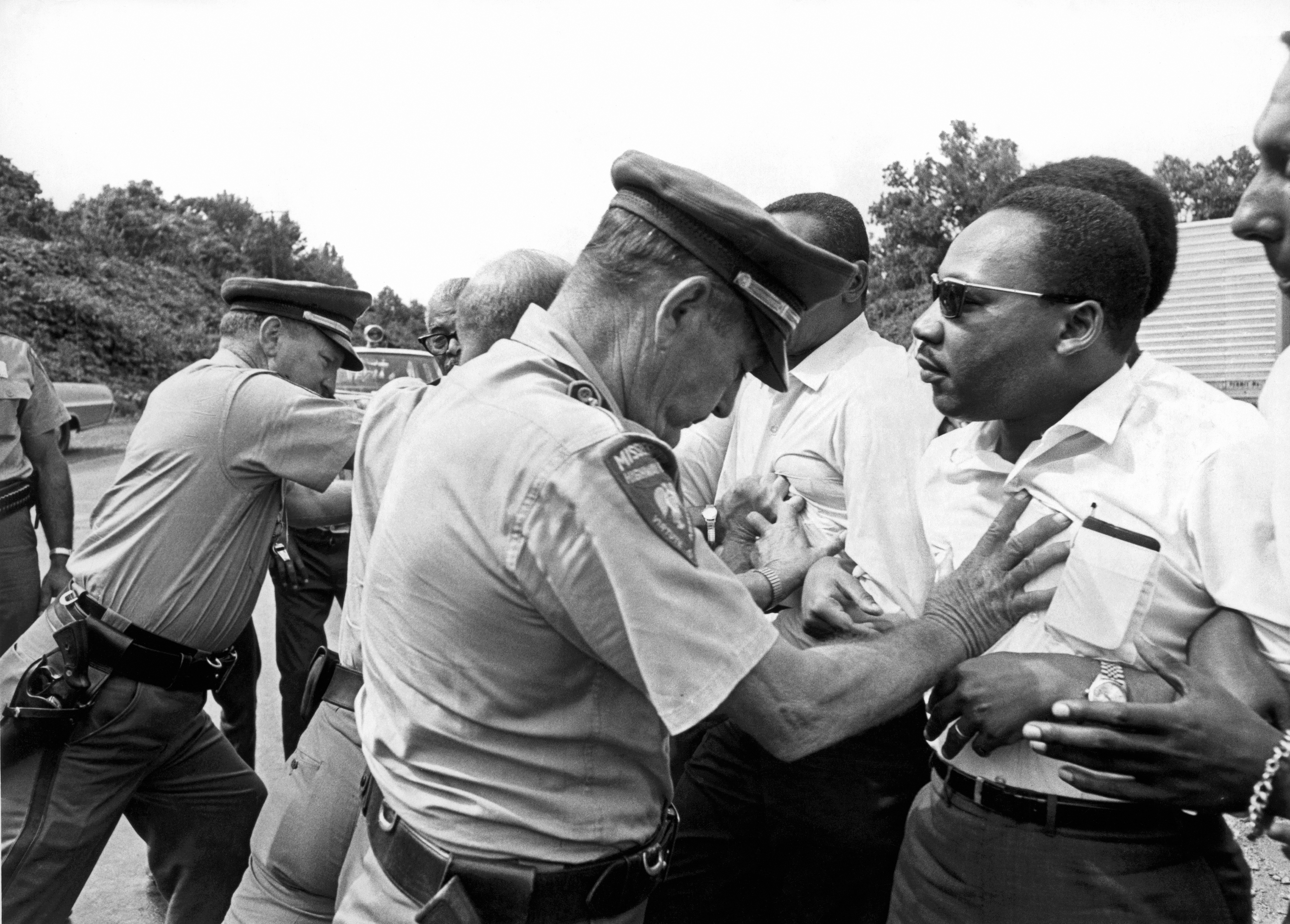 For Martin Luther King Jr., Nonviolent Protest Never Meant ...