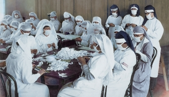 Three Percent of the World's Population Died in the 1918 Flu Pandemic