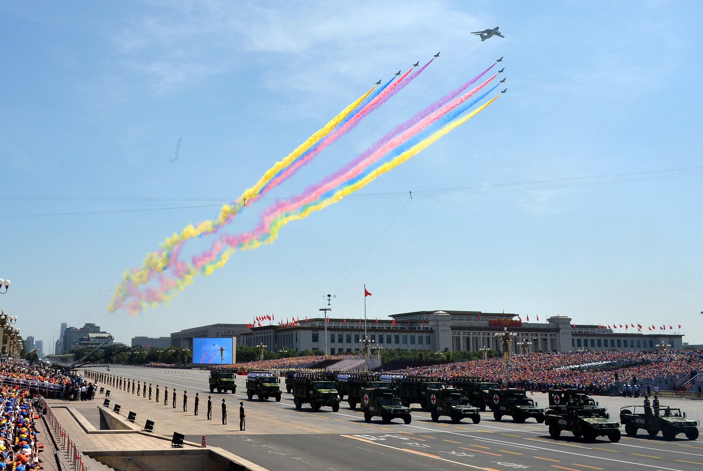 (Credit: Xinhua/Zhu Zheng via Getty Images)