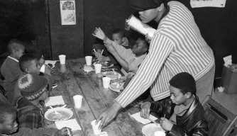 How the Black Panthers' Breakfast Program Both Inspired and Threatened the Government