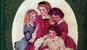 Little Women by Louisa May Alcott, 1869. (Credit: INTERFOTO/Alamy Stock Photo)