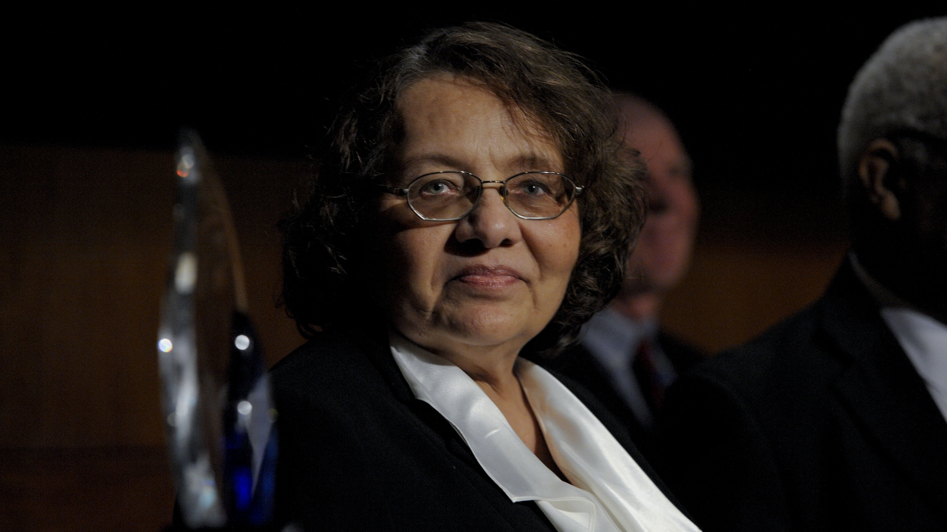 Diane Nash at the 2011 Search For Common Ground Awards at the Carnegie Institution for Science, 2011. (Credit: Leigh Vogel/Getty Images)