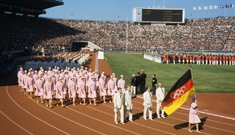 A Divided Germany Came Together for the Olympics Decades Before Korea Did