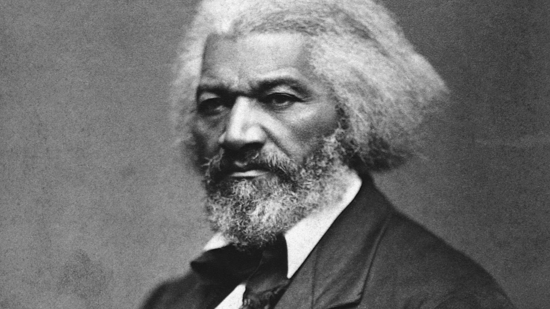 American abolitionist and former slave Frederick Douglass. (Credit: Corbis/Getty Images)