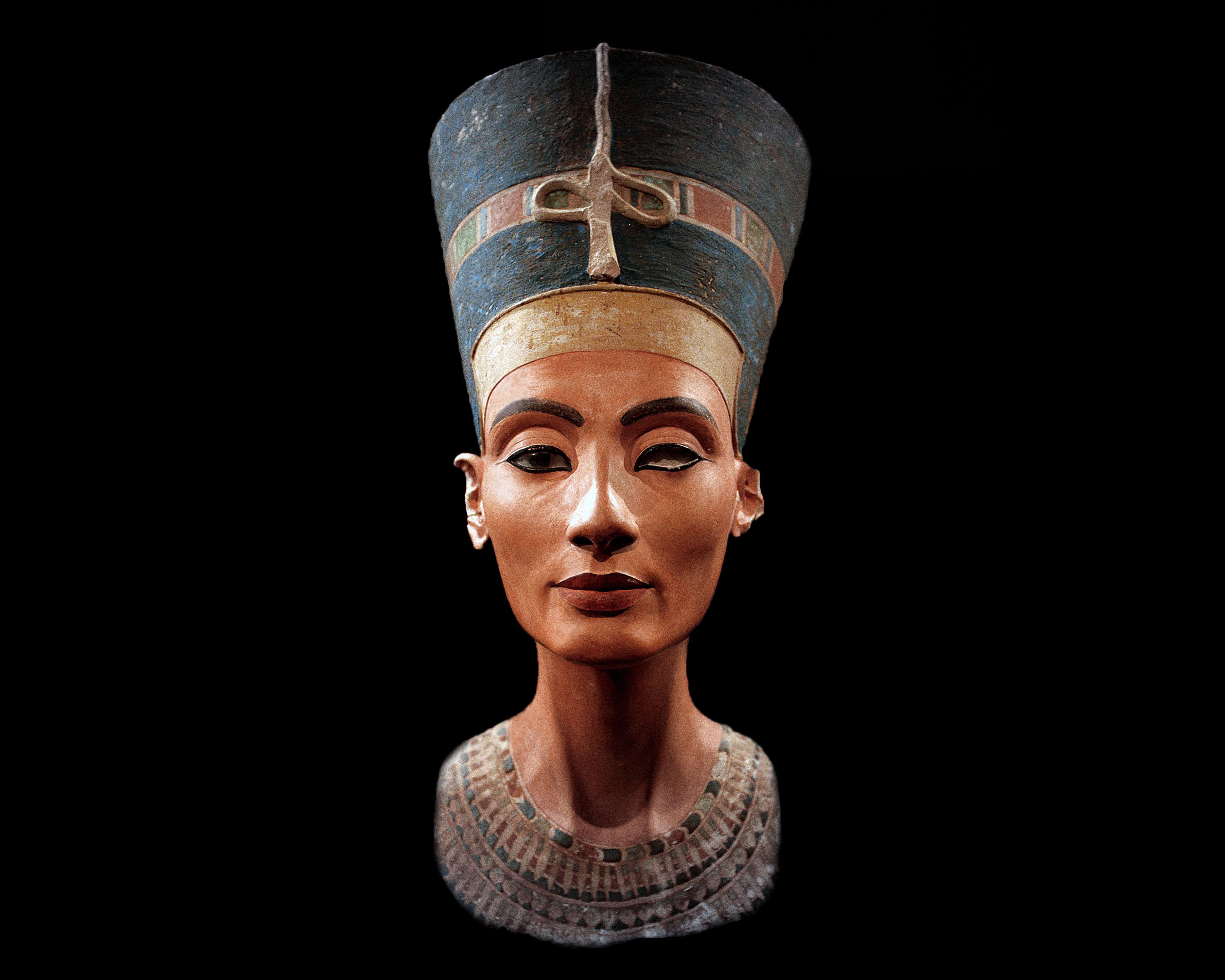 Queen Nefertiti. (Credit: Photo12/UIG/Getty Images)