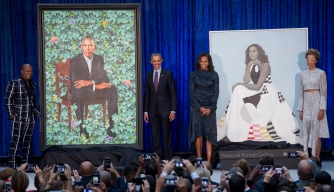 Presidential Portraits that Pop