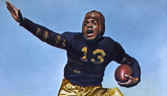 Meet Kenny Washington, the First Black NFL Player of the Modern Era