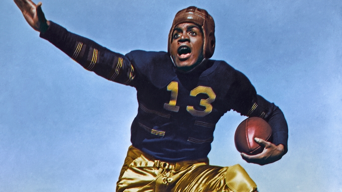 Meet Kenny Washington, the First Black NFL Player of the ...